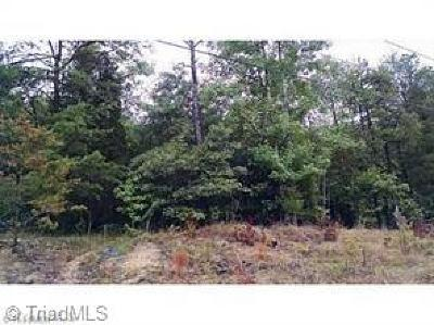 Davidson County Residential Lots & Land For Sale: Hillcrest Drive