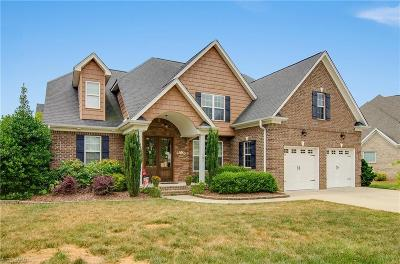 Winston Salem Single Family Home For Sale: 181 Barclays Drive