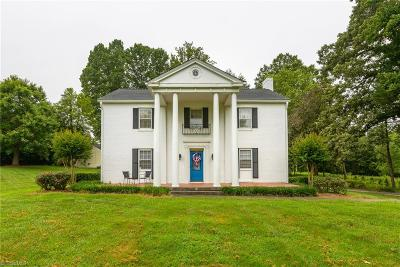 Winston Salem Single Family Home For Sale: 3790 High Point Road