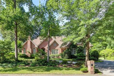 Greensboro Single Family Home Due Diligence Period: 109 Manchester Place