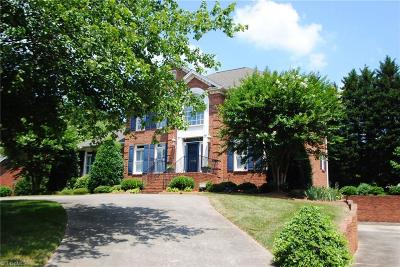 Single Family Home For Sale: 1028 Cross Gate Road