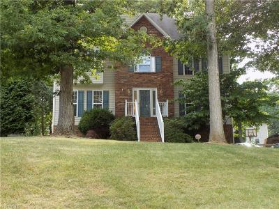 Kernersville Single Family Home Due Diligence Period: 115 Ivorhing Court
