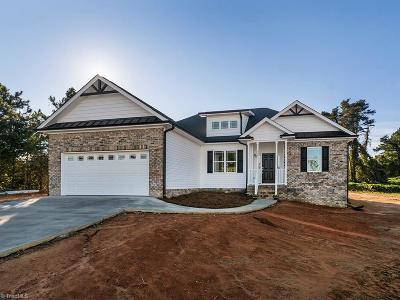 Guilford County Single Family Home For Sale: 8097 Branch View Court