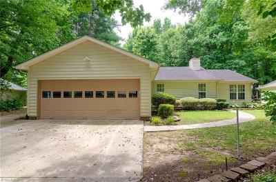 Greensboro Single Family Home Due Diligence Period: 143 W Lakefield Drive