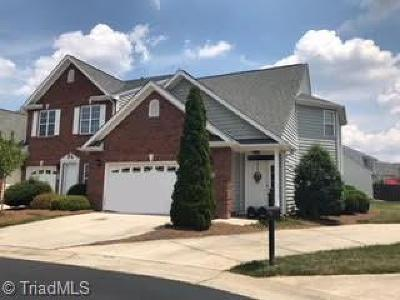 Guilford County Condo/Townhouse For Sale: 4418 Piedmont Trace Drive