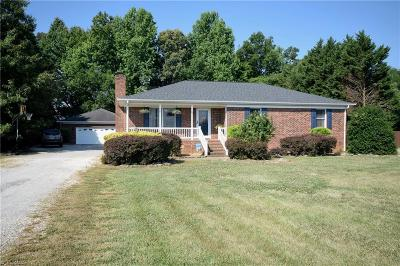Guilford County Single Family Home For Sale