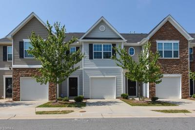 Winston Salem Condo/Townhouse For Sale: 2472 Hartfield Circle