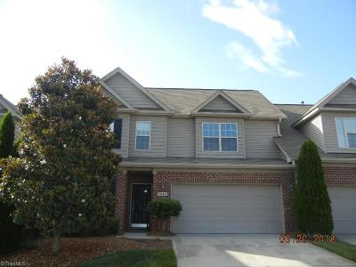 Greensboro NC Condo/Townhouse For Sale: $249,900