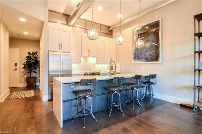 Winston Salem Condo/Townhouse For Sale: 400 W 4th Street #306