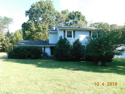 Whitsett NC Single Family Home For Sale: $144,900