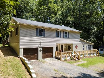 Mocksville Single Family Home For Sale: 2370 N Us Highway 601