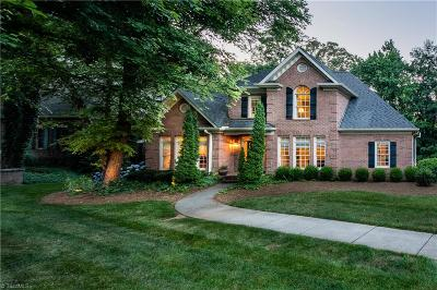Winston Salem Single Family Home For Sale: 3771 Sandalwood Lane