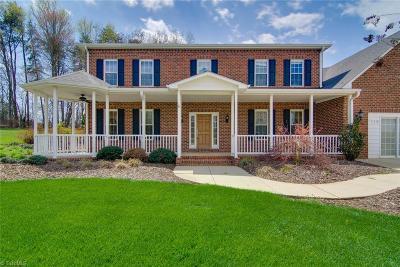 Reidsville Single Family Home For Sale: 110 Scarlett Lane