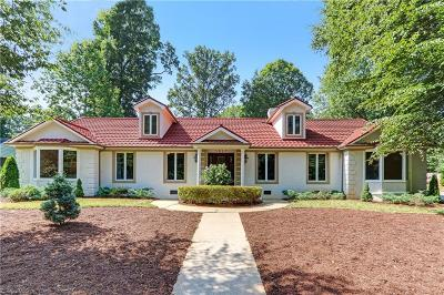 Guilford County Single Family Home For Sale: 3017 Henderson Road