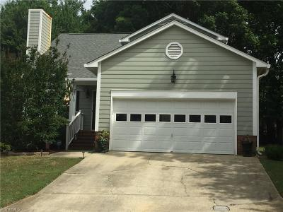 Greensboro NC Single Family Home For Sale: $226,900