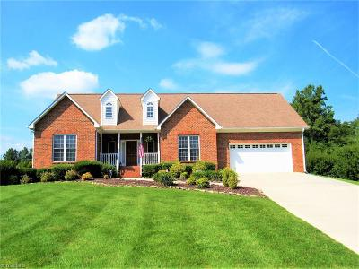 Lexington Single Family Home For Sale: 163 Wind Terrace Court