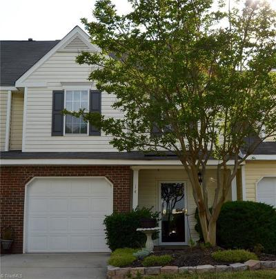 Greensboro Condo/Townhouse For Sale: 14 Pickwick Place