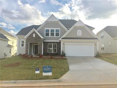 Greensboro Single Family Home For Sale: 6019 Stone Valley Way #SUT0071