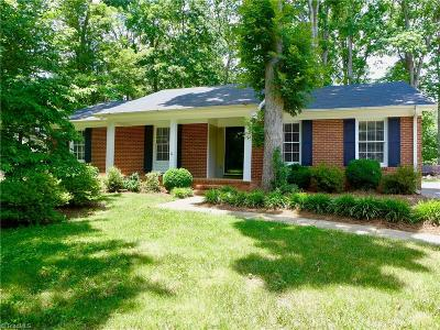 Greensboro NC Single Family Home For Sale: $175,000