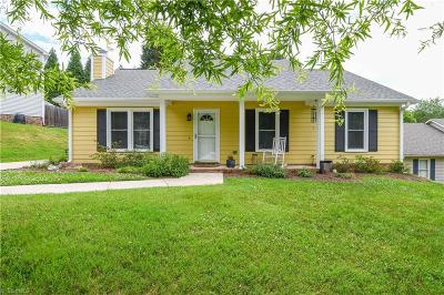 Greensboro NC Single Family Home For Sale: $169,900