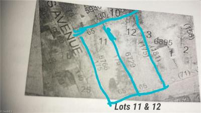 Davidson County Residential Lots & Land For Sale: 600 E Guilford Street