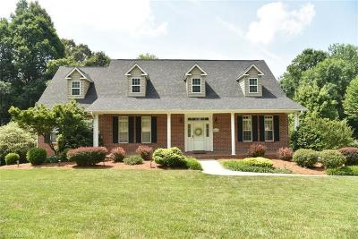 Clemmons Single Family Home For Sale: 4575 Asbury Place Drive