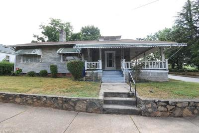 Winston Salem Single Family Home For Sale: 903 N Cameron Avenue