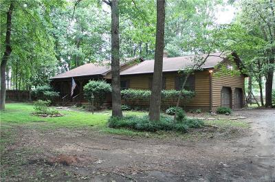 Greensboro Single Family Home For Sale: 2413 Varner Road