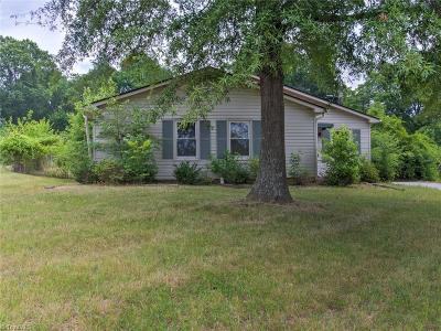 Greensboro Single Family Home For Sale: 4308 Holland Road