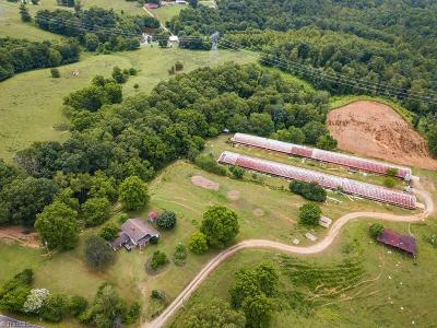 Wilkes County Residential Lots & Land For Sale: 3302 Billings Hill Church Road