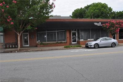 Winston Salem Commercial For Sale: 1108 Burke Street