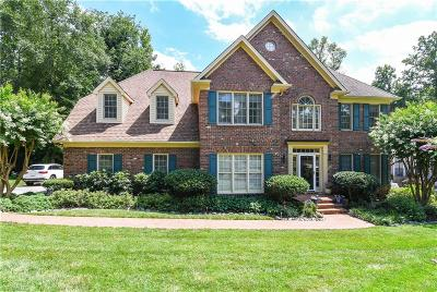 Greensboro Single Family Home For Sale: 3505 Normandy Hills Circle