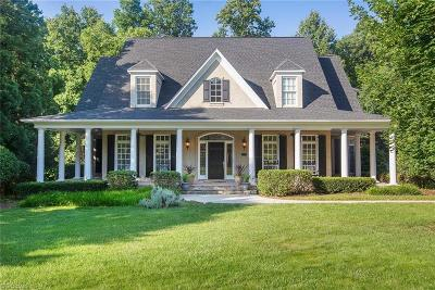 Guilford County Single Family Home For Sale: 4005 Westmount Drive