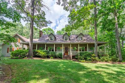 McLeansville Single Family Home For Sale: 5145 Hicone Road