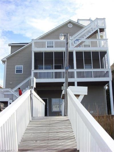 Ocean Isle Beach NC Single Family Home For Sale: $709,900