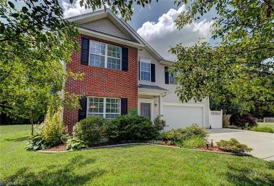Guilford County Single Family Home For Sale: 3981 Claybrooke Court
