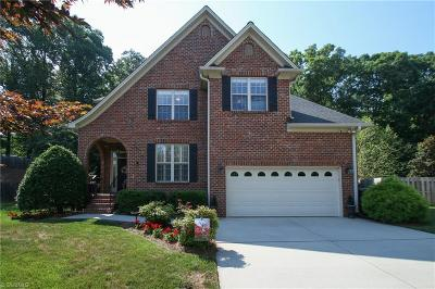 Kernersville Single Family Home For Sale: 6039 White Oak Court