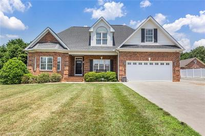 Davidson County Single Family Home For Sale: 111 Carries Cove Lane
