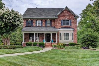 Davidson County Single Family Home For Sale: 228 Inverness Drive