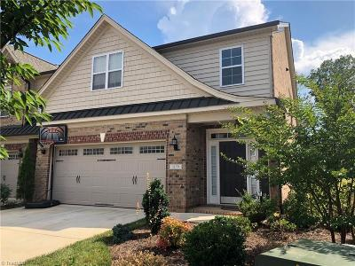 Winston Salem Condo/Townhouse For Sale: 1179 Augustine Heights Drive