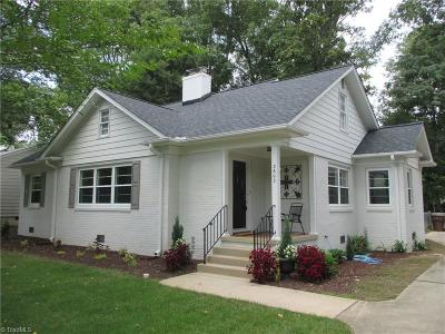 Greensboro NC Single Family Home For Sale: $359,900