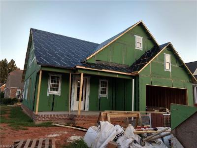 Alamance County Single Family Home For Sale: 306 Ben Hogan Drive