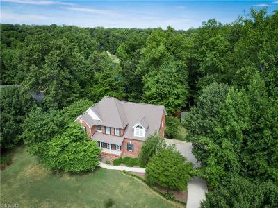 Browns Summit Single Family Home Due Diligence Period: 3605 Lake Cove Court