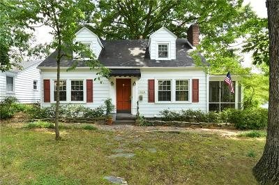 Ardmore Single Family Home For Sale: 629 Knollwood Street