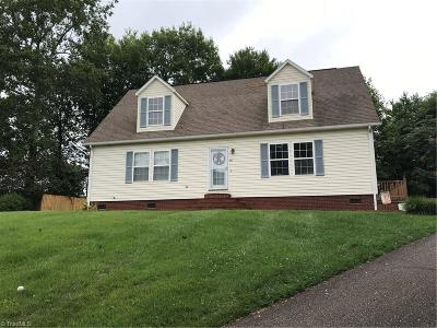 Dobson Single Family Home Due Diligence Period: 219 Ryan Street