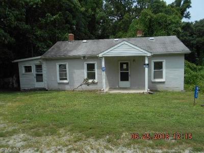 Reidsville Single Family Home For Sale: 971 Willow Street