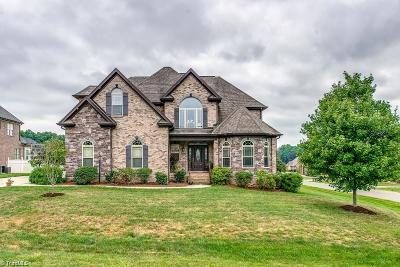 Pfafftown Single Family Home For Sale: 6091 Olde Farm Drive