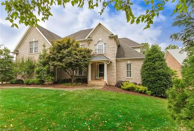 Whitsett Single Family Home For Sale: 809 Golf House Road W