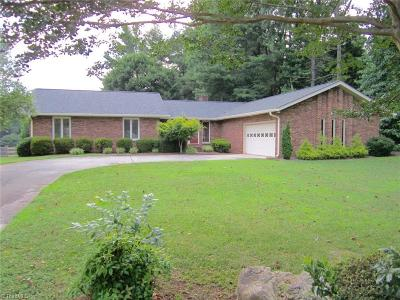 Kernersville Single Family Home Due Diligence Period: 1113 Fairweather Drive