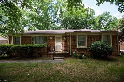 Single Family Home Sold: 3110 Shallowford Drive